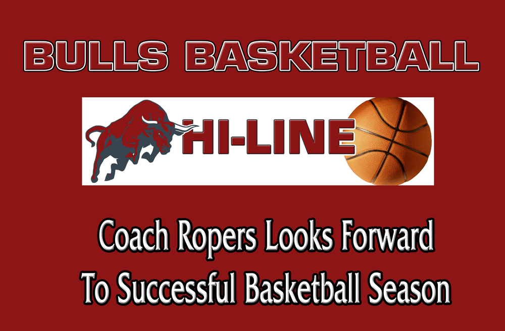 Coach Ropers Looks Forward to Successful Basketball Season