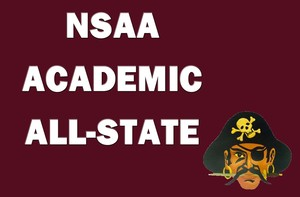 NSAA Academic All State Award Winners