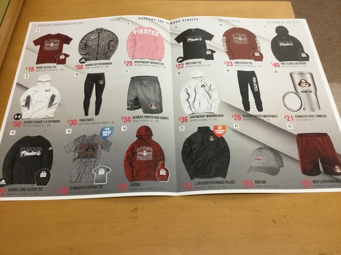 Pg. 2 & 3 of catalog