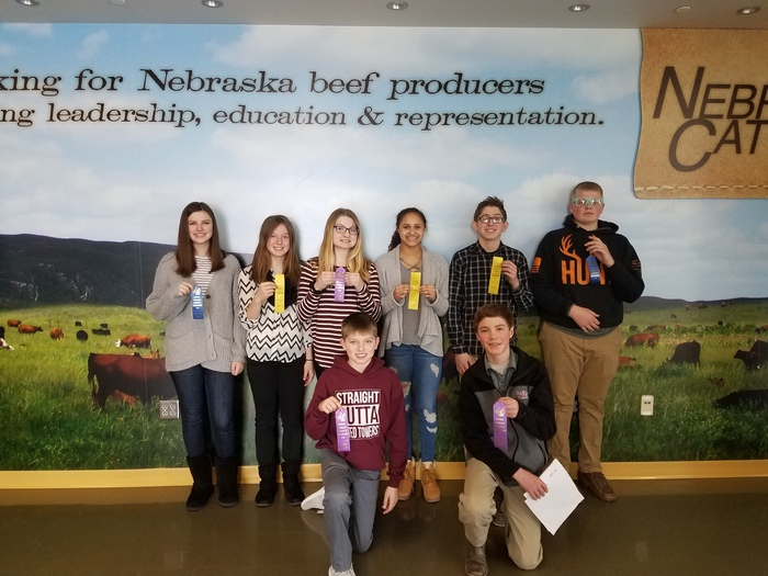 Western Regional Science Fair Competitors