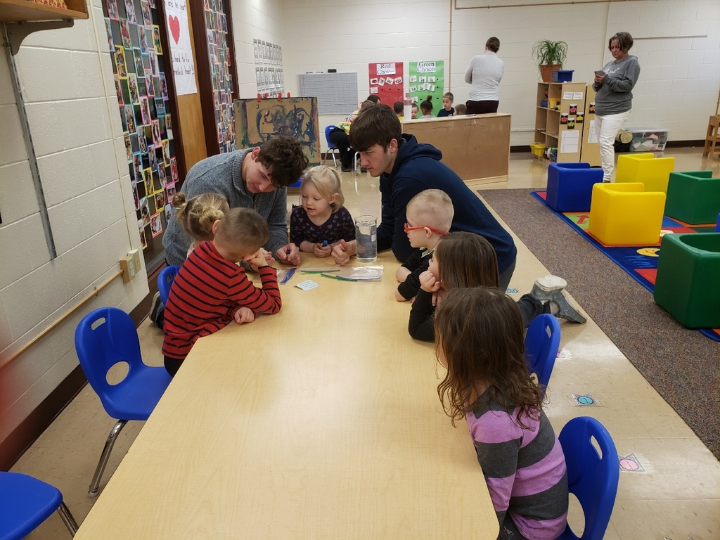 teaching science to pre-k