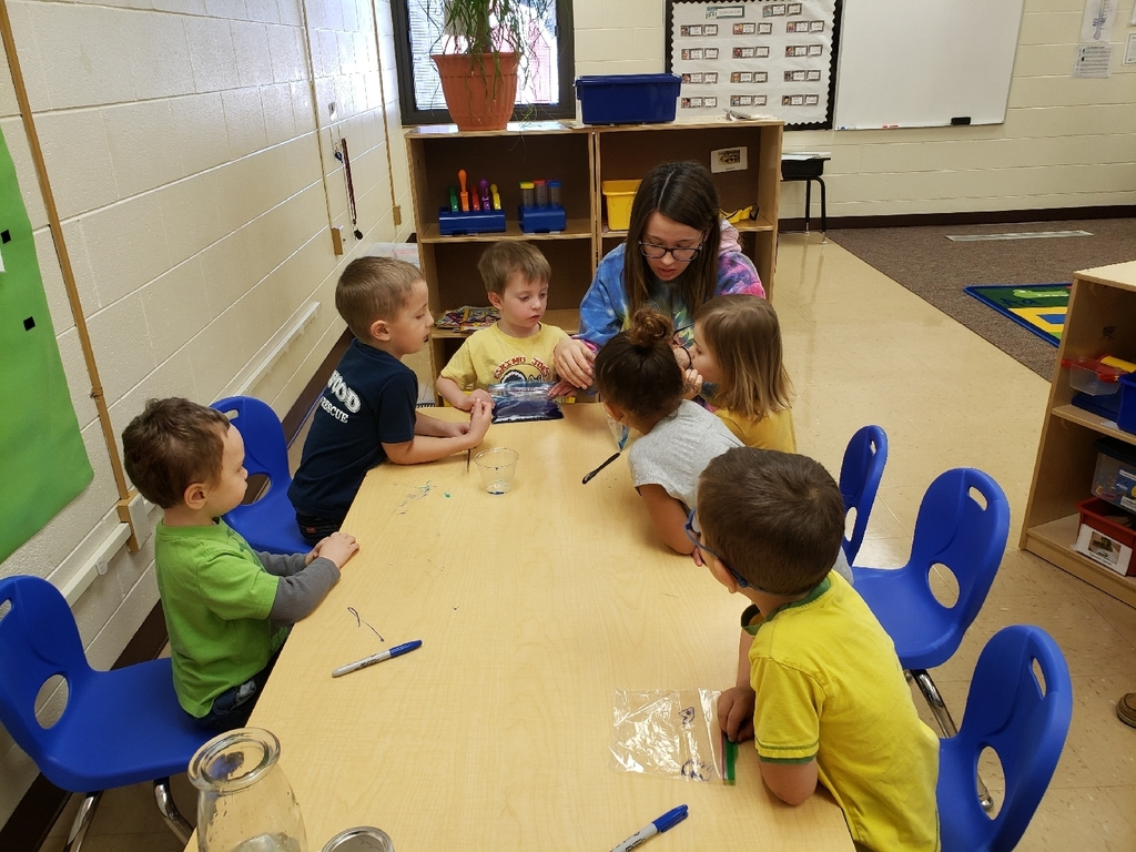 teaching science to pre k